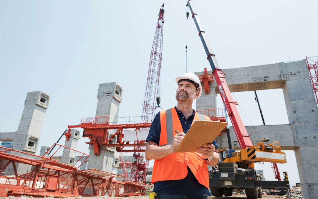 man using certificate iv in health and safety
