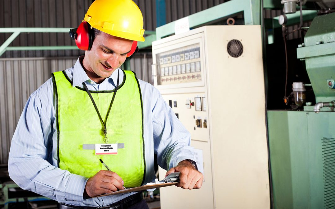 work health and safety officer using diploma