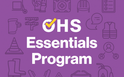 Worksafe OHS Essentials Program